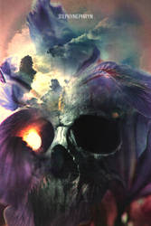 Skullture IV. by Ephynephryn