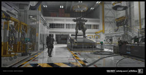 Call of Duty: Infinite Warfare - Robotics Lab by NRAG