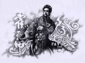JayChou - HuoYuanJia by Teow