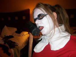 Sexy clown is sexy by Lady-Tigress