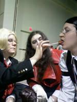 Mmm... Lollipop by Lady-Tigress