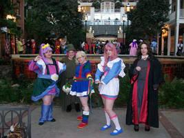 Rainbow Kids by Lady-Tigress