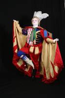 One FABULOUS clown by Lady-Tigress