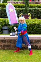Final Fantasy Rainbow Brite by Lady-Tigress