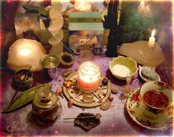 Valentine Magick 2 by GrailSidhe