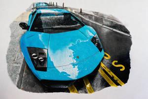 Lamborghini Murcielago LP670 SV by waaasup