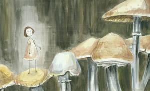 Alice in Wonderland by annalaura