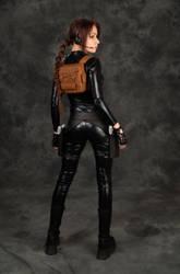 Lara Croft (catsuit) by rinkutakitoteka