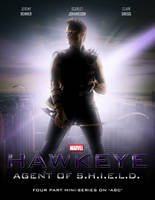 HAWKEYE: AGENT OF S.H.I.E.L.D. - POSTER I by MrSteiners
