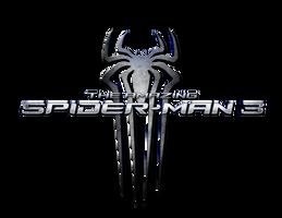 THE AMAZING SPIDER-MAN 3 - LOGO by MrSteiners