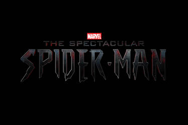 Marvel's THE SPECTACULAR SPIDER-MAN - LOGO by MrSteiners