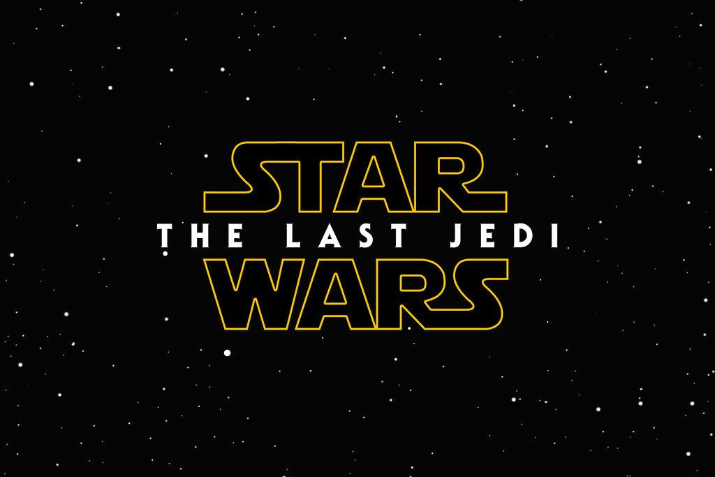 STAR WARS: THE LAST JEDI - LOGO by MrSteiners