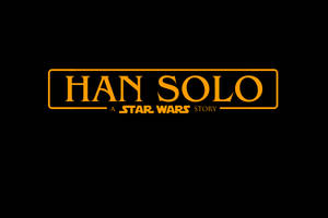 Han Solo: A Star Wars Story - LOGO 2 by MrSteiners