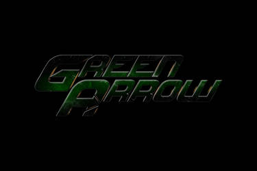 Green Arrow - LOGO by MrSteiners
