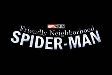 Marvel's FRIENDLY NEIGHBORHOOD SPIDER-MAN - LOGO by MrSteiners