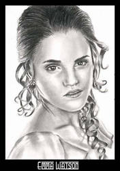 Emma Watson by Dutch-Carmen