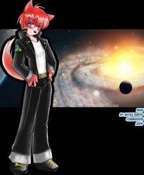Star Pilot by Lonerli