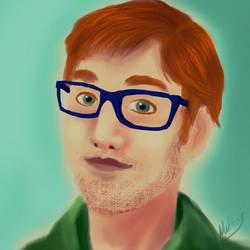 Portrait by shot-mithos