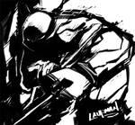 TMNT Sketchy by DerekLaufman