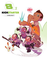 Bastion's 7 Kickstarter Cheeks-peek by DerekLaufman