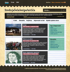 Our School web site by TheKid-Driver