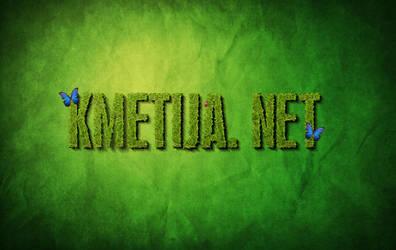 Kmetija. net Logo by TheKid-Driver