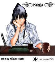 Kanda for Arisu nee-chan by 7luvs-sasuke795