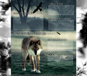 Wolf Layout by black-water28