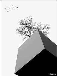 LonelyTree by wildmatrix