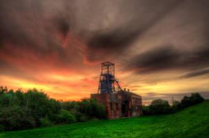 Barnsley Main Colliery by DPhotoLT