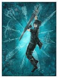 Final Fantasy XV Noctis Lucis Caelum by Marvolo-san