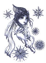 Chibi Shiva by Marvolo-san