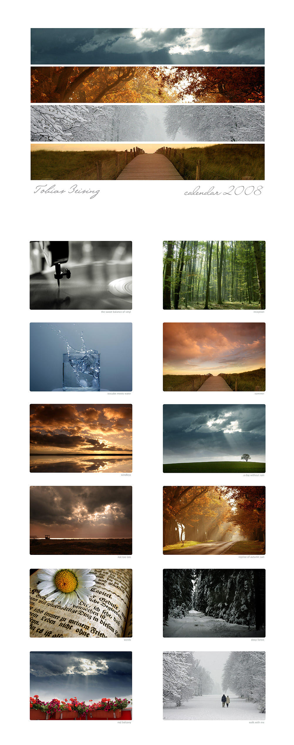 Calendar 2008 by ssilence