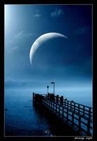 Strange night by ssilence