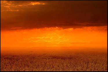 warm horizon by ssilence