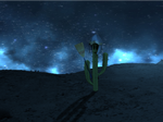 Awkward Knight Cactus by Irvau