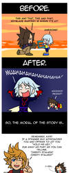 KHBBS - Just Say No. SPOILERS by KimYoshiko