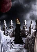 The Crow Witch by CalamityJade
