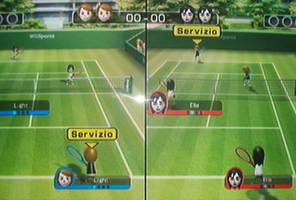 DN_the tennis match by CalamityJade