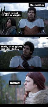 Robb's idea by CalamityJade