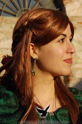 Portrait of a Queen by CalamityJade