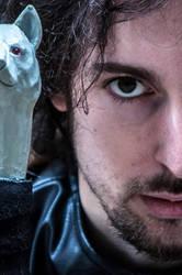 Jon close-up by CalamityJade