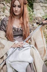 Lady Sansa by CalamityJade