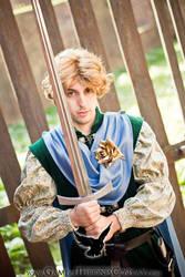 Ser Loras Tyrell by CalamityJade