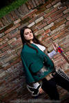 Meera the huntress by CalamityJade