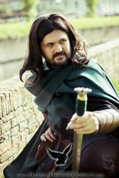 Guyard the Green by CalamityJade