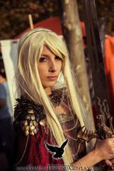 Rhaenys Targaryen by CalamityJade