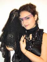 Tasha Lem make-up by CalamityJade