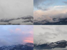 Misty Mountains by CalamityJade