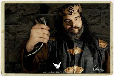 King Robert by CalamityJade